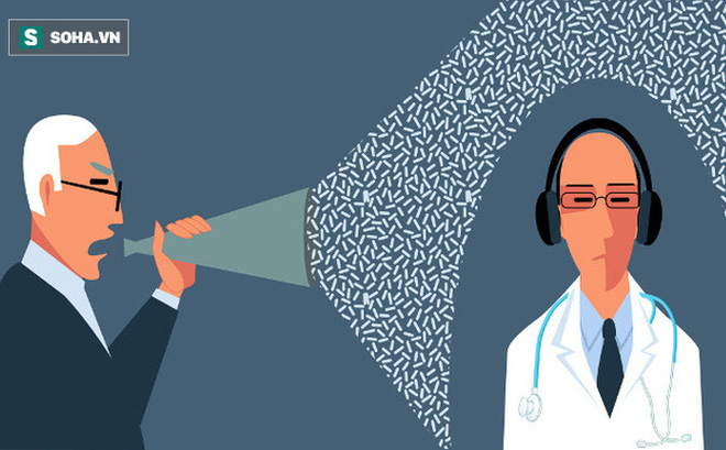 4 sai lầm khi bác sĩ nói với bệnh nhân: Lỗi thứ tư hiếm gặp, nhưng lại là 'có chủ ý'!