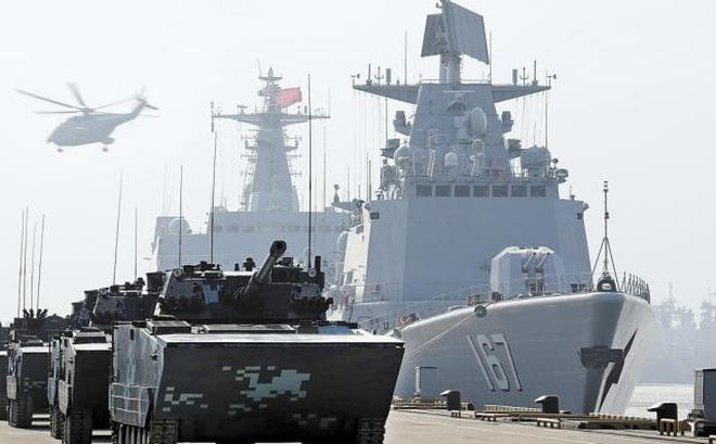 Điểm yếu của thủy quân lục chiến Trung Quốc khiến ông Tập chưa hài lòng