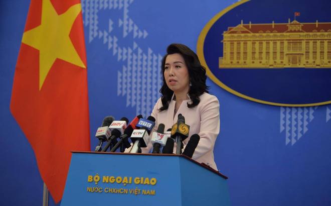 Việt Nam phản ứng việc hơn 400 doanh nghiệp TQ đăng ký hoạt động trái phép ở Hoàng Sa