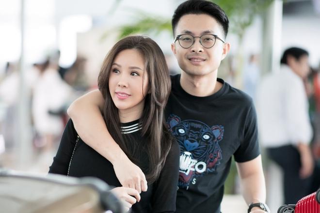 Hoa hậu Thu Hoài lên tiếng về chuyện 4 đời chồng - Ảnh 4.