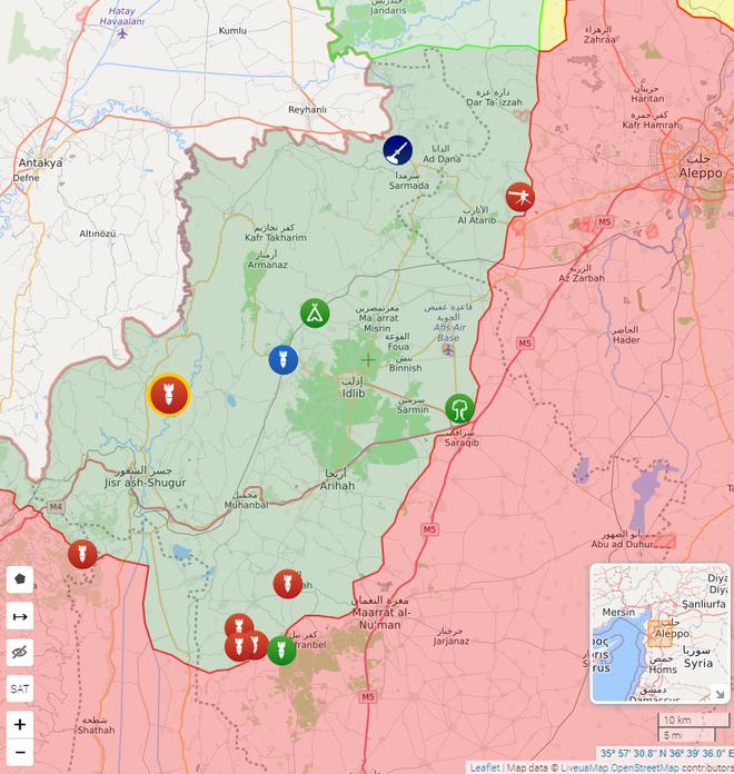 Xung đột Armenia-Azerbaijan: Nga ném bom trại huấn luyện lính đánh thuê Syria - Ảnh 2.