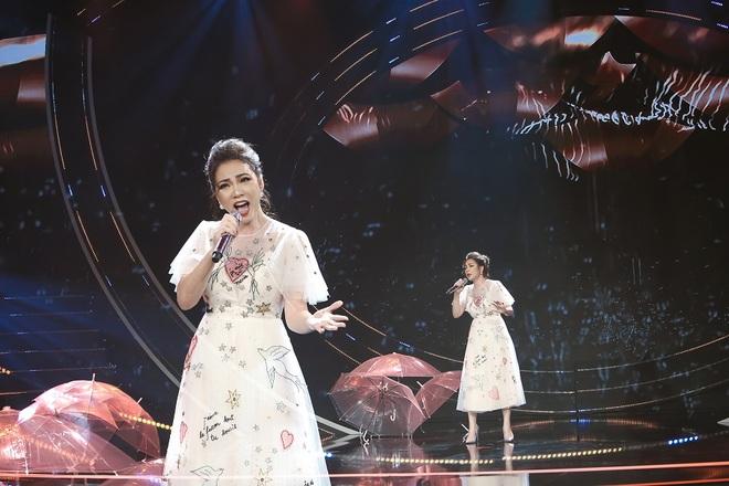 Chị gái Hồ Quỳnh Hương: 45 tuổi đi thi hát và cuộc sống làm mẹ đơn thân nuôi 3 đứa con ra sao? - Ảnh 7.