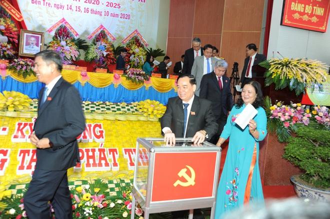 Ông Phan Văn Mãi tái đắc cử Bí thư Tỉnh ủy Bến Tre - Ảnh 2.