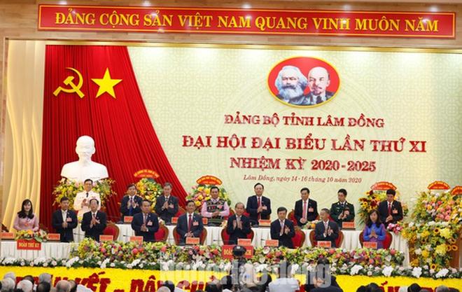 Tân Bí thư Lâm Đồng là người Đà Nẵng - Ảnh 2.