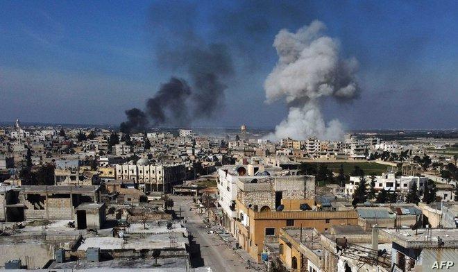 Nga mang cơn thịnh nộ đến Syria, Thổ Nhì Kỹ bỏ chạy hay đối đầu? - Ảnh 1.
