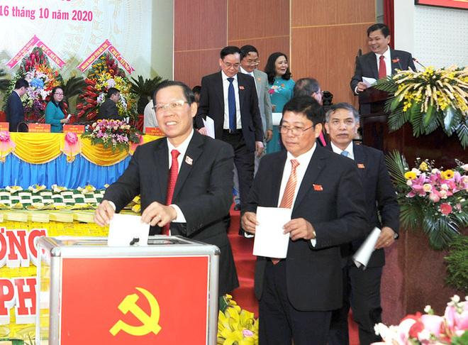 Ông Phan Văn Mãi tái đắc cử Bí thư Tỉnh ủy Bến Tre - Ảnh 3.