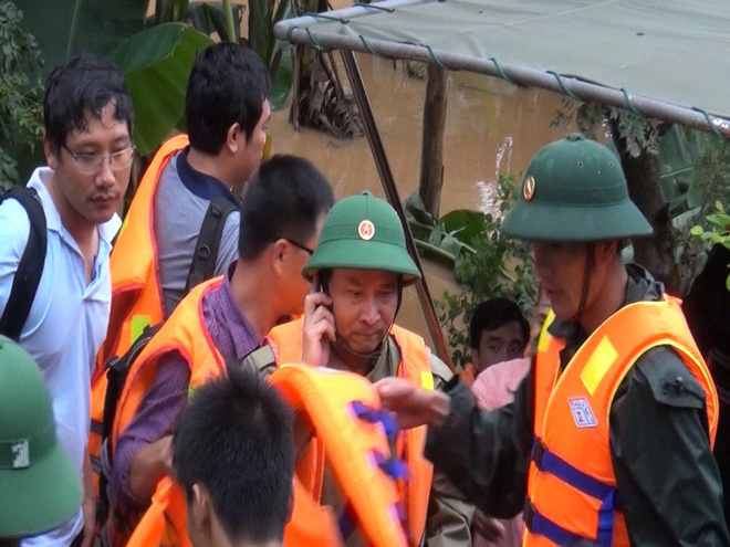 Đất mẹ Quảng Bình khóc thương tướng Nguyễn Văn Man - Ảnh 3.
