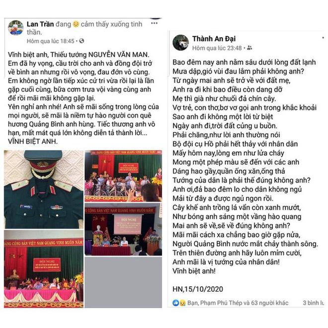 Đất mẹ Quảng Bình khóc thương tướng Nguyễn Văn Man - Ảnh 6.