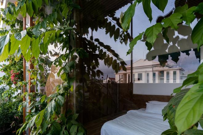 Quảng Nam: Ngôi nhà thích ứng với mọi đặc điểm khí hậu xuất hiện trên báo Mỹ - Ảnh 12.