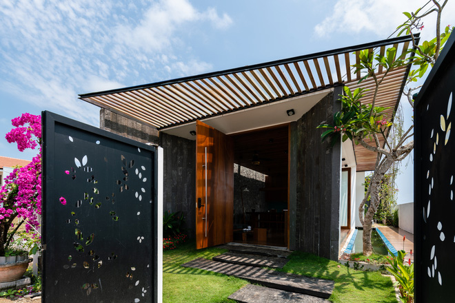 Quảng Nam: Ngôi nhà thích ứng với mọi đặc điểm khí hậu xuất hiện trên báo Mỹ - Ảnh 5.