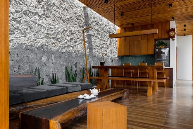 Quảng Nam: Ngôi nhà thích ứng với mọi đặc điểm khí hậu xuất hiện trên báo Mỹ - Ảnh 6.