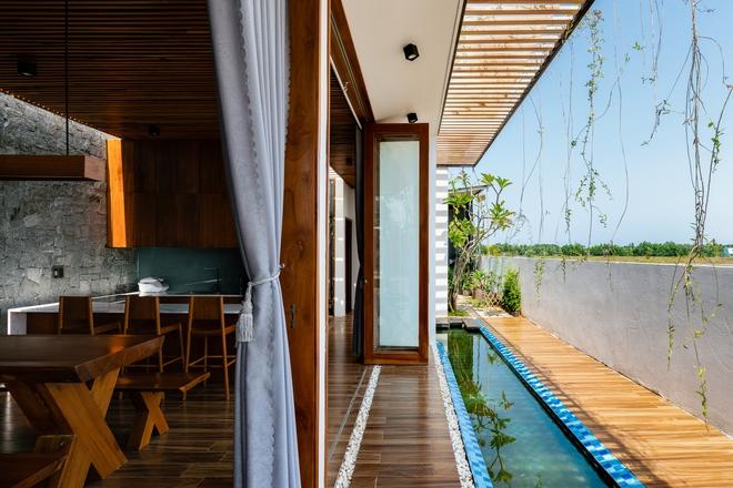 Quảng Nam: Ngôi nhà thích ứng với mọi đặc điểm khí hậu xuất hiện trên báo Mỹ - Ảnh 18.