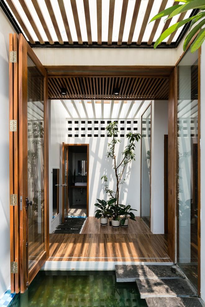 Quảng Nam: Ngôi nhà thích ứng với mọi đặc điểm khí hậu xuất hiện trên báo Mỹ - Ảnh 7.