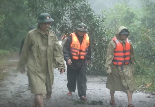 Những hình ảnh cuối cùng của Thiếu tướng Nguyễn Văn Man và Đoàn công tác tại Trạm 67 - Ảnh 2.