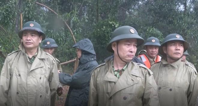 Những hình ảnh cuối cùng của Thiếu tướng Nguyễn Văn Man và Đoàn công tác tại Trạm 67 - Ảnh 1.
