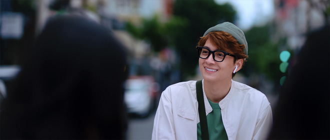 Khả Như làm quân sư tình yêu cho Ngô Kiến Huy trong phim điện ảnh mới - Ảnh 1.