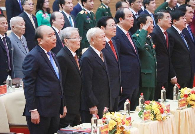 Thủ tướng Nguyễn Xuân Phúc dự khai mạc Đại hội Đảng bộ tỉnh Nghệ An - Ảnh 9.