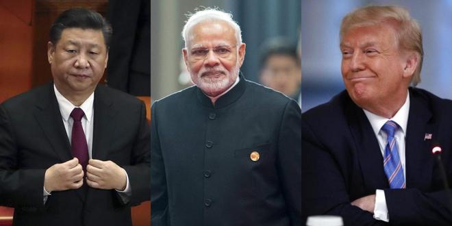 Vì sao Ấn Độ thẳng thừng từ chối để Mỹ giúp đối phó Trung Quốc? - Ảnh 1.