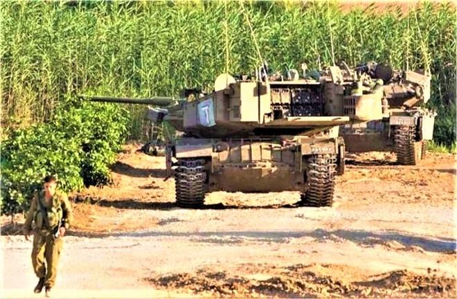 Pereh - Vũ khí tuyệt mật được ngụy trang hoàn hảo dưới dạng tăng M60 Patton - Ảnh 2.