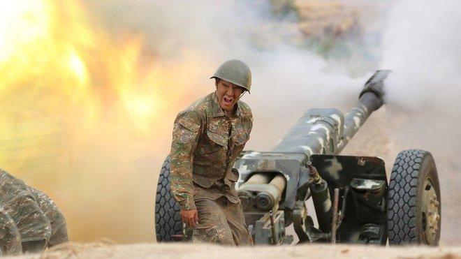 Bất ngờ danh tính đội đặc nhiệm nước ngoài chiến đấu cho Azerbaijan - Niềm tự hào của Nga trở thành vũ khí vô dụng nhất với Armenia? - Ảnh 1.