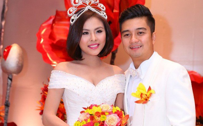 Vân Trang: Từng quen vài người nhưng gặp chồng doanh nhân là muốn làm đám cưới ngay