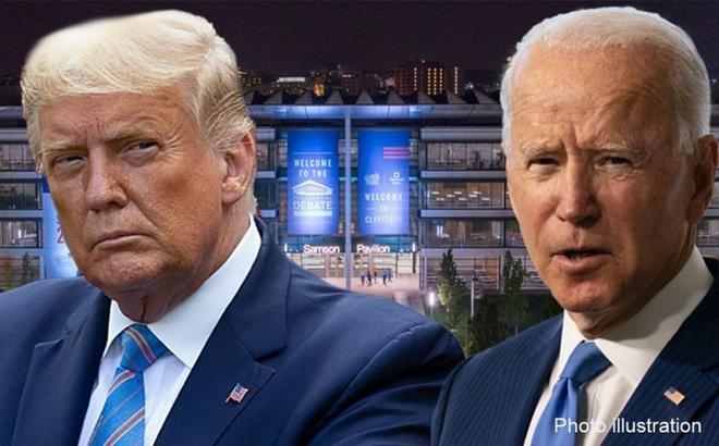 Số khán giả xem ông Joe Biden hỏi - đáp cao hơn hẳn ông Donald Trump