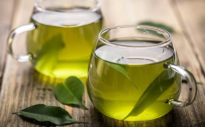 Lợi ích đáng kinh ngạc của trà xanh: Đào thải mỡ thừa, giảm mỡ bụng, giảm cân cực hiệu quả!