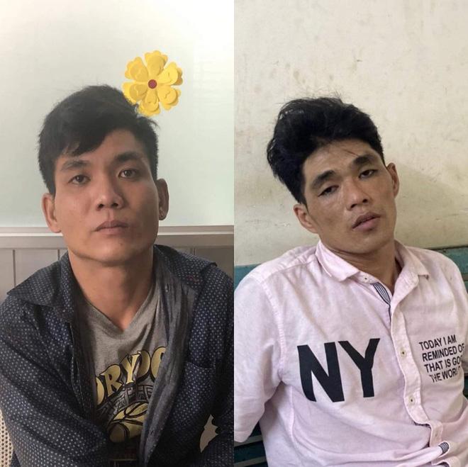 Hai thanh niên dùng dao khống chế, bóp cổ 2 cô gái cướp tài sản ở Sài Gòn - Ảnh 1.