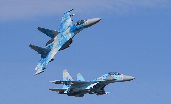 Tiêm kích Su-27 từng gây thảm họa kinh hoàng, nhưng vẫn là át chủ bài của Ukraine - Ảnh 1.