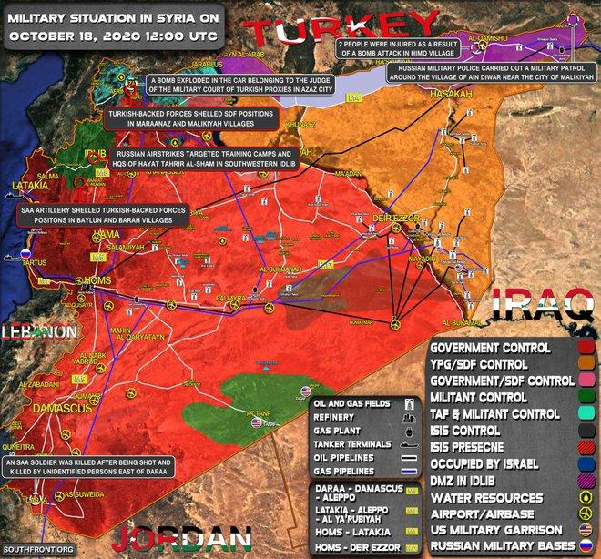 Chiến sự ác liệt, Azerbaijan hủy diệt nhiều lực lượng Armenia - Tên lửa S-400 lập kỳ tích lịch sử ở Thổ Nhĩ Kỳ - Ảnh 1.
