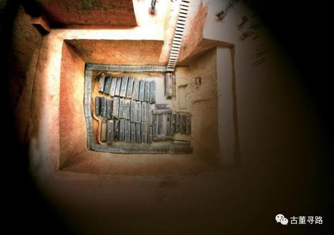 Phát hiện khảo cổ chấn động TQ: 46 thi thể phát quang trong lăng mộ 2.500 năm tuổi - Ảnh 1.
