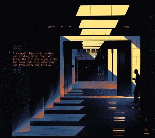 Lee Holloway - Hành trình suy sụp đến chạnh lòng của thiên tài coder trẻ tuổi - Ảnh 9.