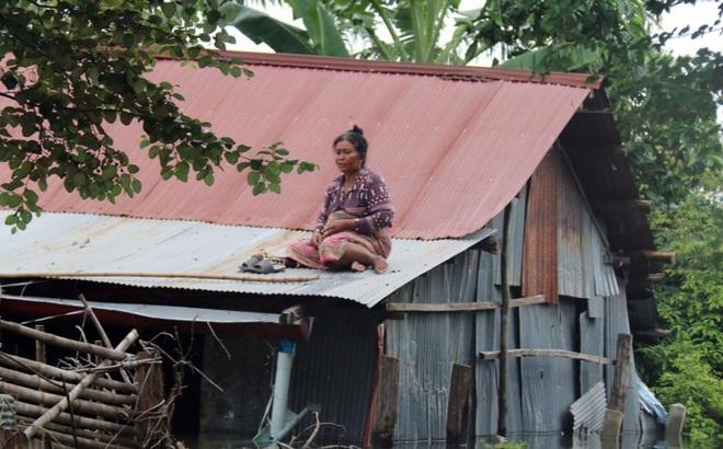 Lũ lụt Campuchia khiến 24 người chết và mất tích, 19/25 tỉnh thành bị ảnh hưởng