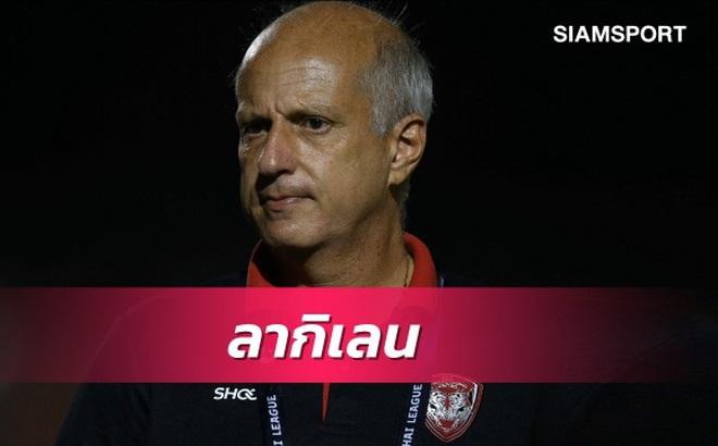 HLV từng thảm bại 0-4 ở Mỹ Đình xác nhận chia tay Văn Lâm và Muangthong sau trận thua đau