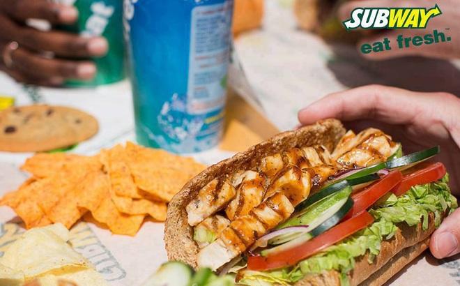 Đồ ăn nhanh mà 'healthy': Chiến lược giúp Subway thống trị thế giới vì đâu lại thất bại ê chề tại Việt Nam, sau 10 năm chỉ có 1 cửa hàng?