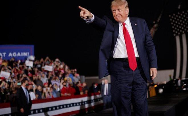 Tổng thống Donald Trump đổi chiến thuật tranh cử
