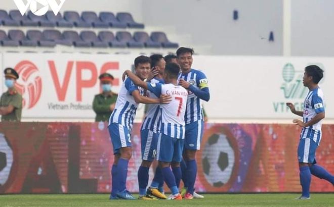Bà Rịa - Vũng Tàu có thể thăng hạng V-League ngay hôm nay