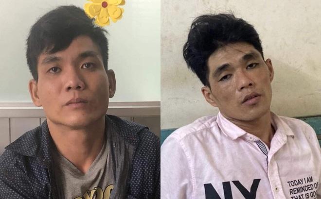 Hai thanh niên dùng dao khống chế, bóp cổ 2 cô gái cướp tài sản ở Sài Gòn