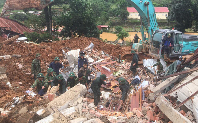 Thủ tướng chỉ đạo 'nóng' sau vụ sạt lở đặc biệt nghiêm trọng vùi lấp 22 cán bộ, chiến sỹ ở Quảng Trị
