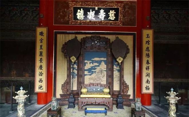 Hiếu Trang Hoàng thái hậu qua đời, vì sao không ai dám ở Từ Ninh Cung?