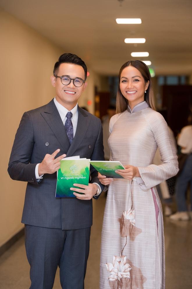 MC Đức Bảo, hoa hậu HHen Niê sánh đôi, khen ngợi nhau hết lời - Ảnh 3.
