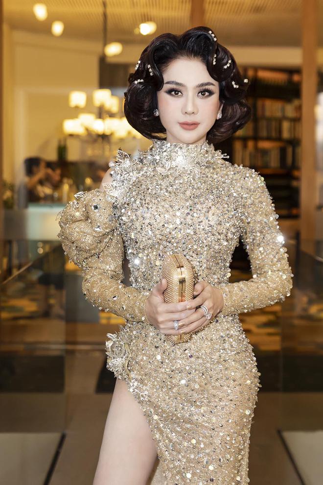 Gia thế và tài sản khủng của Lâm Khánh Chi, mua nhà 30 tỷ cũng nhẹ như lông hồng - Ảnh 12.