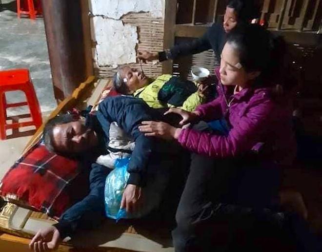 Vụ sạt lở vùi lấp 22 người ở Quảng Trị: Mong ông trời đừng cướp con của tôi đi - Ảnh 3.