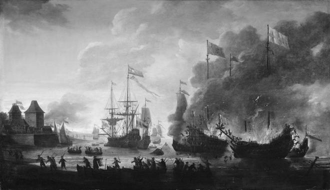 Đế quốc Hà Lan – Từ thành phố vô danh thành Đế quốc toàn cầu - Ảnh 10.