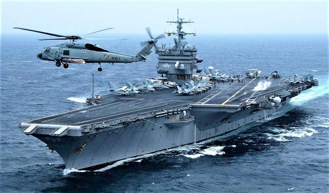 Mười ưu thế khiến Mỹ không thể thiếu tàu sân bay sử dụng năng lượng hạt nhân - Ảnh 5.