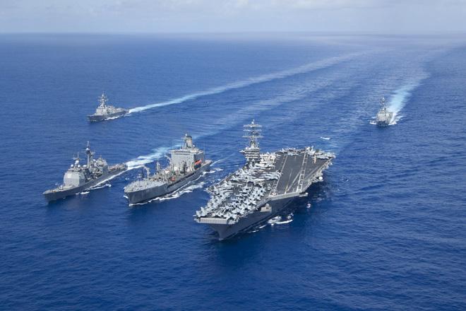 Mười ưu thế khiến Mỹ không thể thiếu tàu sân bay sử dụng năng lượng hạt nhân - Ảnh 4.