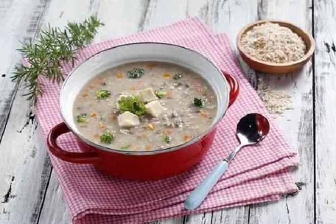 Những món ăn giúp ấm bụng mà không gây tăng cân - Ảnh 1.