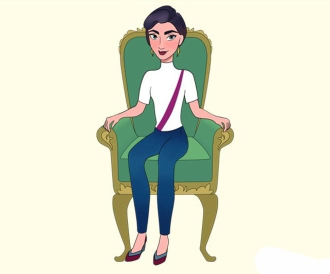 Trắc nghiệm khả năng nhìn người: Theo bạn, nhà lãnh đạo sẽ ngồi ghế tựa lưng ở tư thế nào? - Ảnh 2.