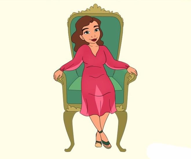 Trắc nghiệm khả năng nhìn người: Theo bạn, nhà lãnh đạo sẽ ngồi ghế tựa lưng ở tư thế nào? - Ảnh 6.