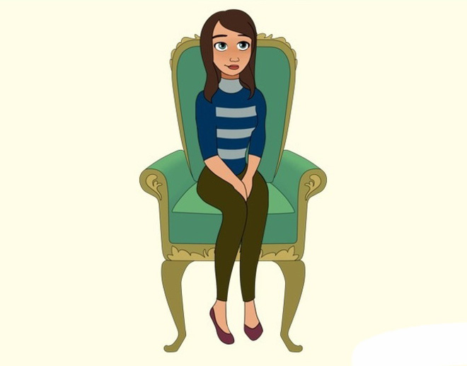 Trắc nghiệm khả năng nhìn người: Theo bạn, nhà lãnh đạo sẽ ngồi ghế tựa lưng ở tư thế nào? - Ảnh 9.